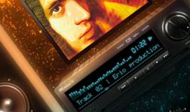 Music producer website design [2009]